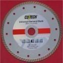 CO/TECH Diamant-Trennscheibe Turbo Universal Ø 180 mm
