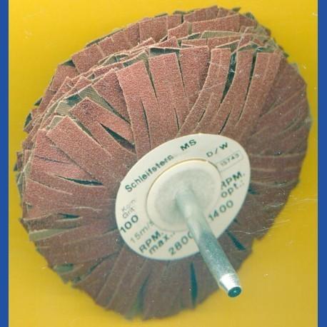rictools Schleifstern, Ø 100 mm, K100 mittelgrob
