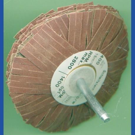 rictools Schleifstern, Ø 100 mm, K400 extra fein