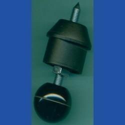 Kaindl Drechselzubehör für Bohrmaschinen-Halter