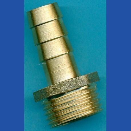 rictools Rohrfrei Adapter für 1/2''-Schlauch – Messing