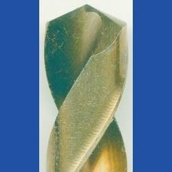 rictools Edelstahlbohrer HSS-G-Co Ø 12 mm – Schaft auf 10 mm abgedreht