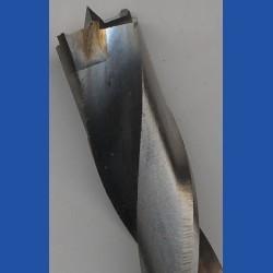 FAMAG Holzspiralbohrer HM-bestückt Standard-Kombi-Set mit Aufsteckversenker VARIO HM-bestückt