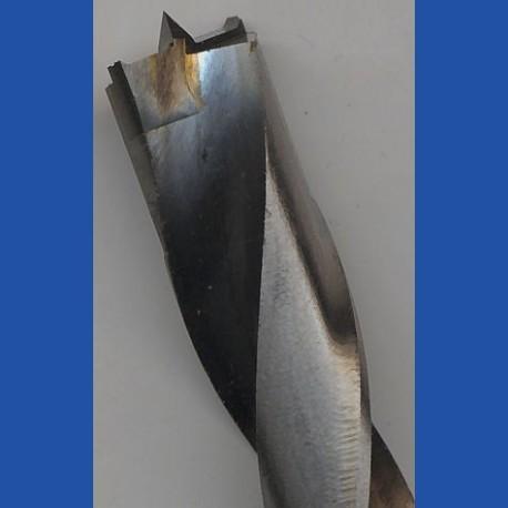 FAMAG Holzspiralbohrer HM-bestückt Ø 10 mm