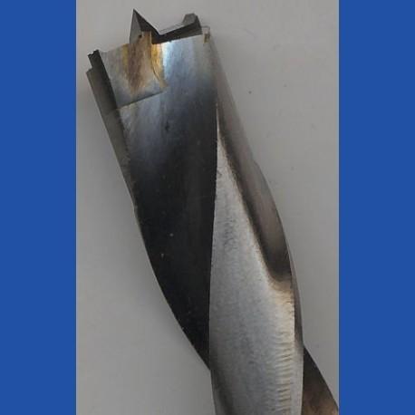 FAMAG Holzspiralbohrer HM-bestückt Ø 12 mm