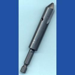 FAMAG Senker mit Bit-Schaft für Vorbohrer Ø 4 mm