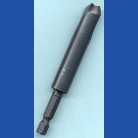 FAMAG Senker mit Bit-Schaft für Vorbohrer Ø 6 mm