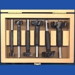 Bormax³by FAMAGhartmetallbestückter Forstnerbohrer Standard-Set
