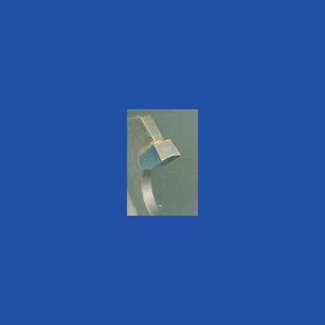 Schärfen eines hartmetallbestückten Trapez- oder Hohlzahn-Kreissägeblatts über Ø 500 mm bis Ø 700 mm mit 38 bis 48 Zähnen