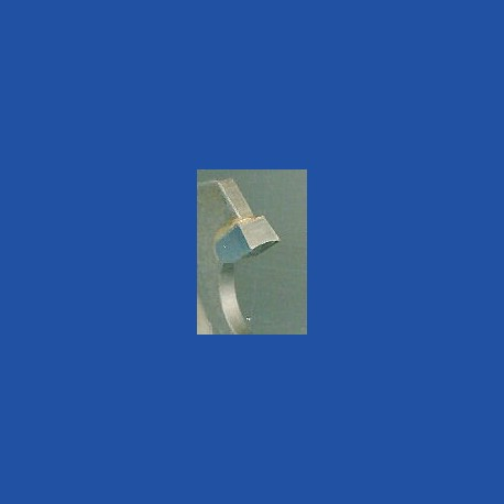 Schärfen eines hartmetallbestückten Trapez- oder Hohlzahn-Kreissägeblatts bis Ø 500 mm mit 50 bis 60 Zähnen