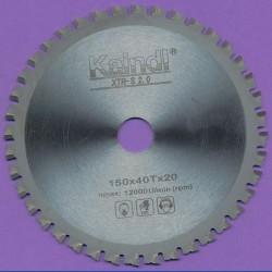 Kaindl XTR-S 2.0 Multisägeblatt für Kreissägen – Ø 150 mm, Bohrung 20 mm