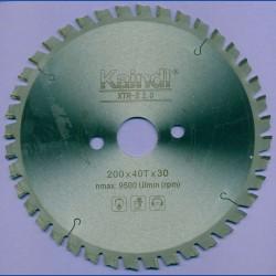 Kaindl XTR-S 2.0 Multisägeblatt für Kreissägen – Ø 200 mm, Bohrung 30 mm