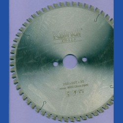 Kaindl XTR-S 2.0 Multisägeblatt für Kreissägen – Ø 250 mm, Bohrung 30 mm