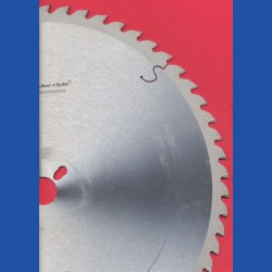 H.O. Schumacher+Sohn Hartmetallbestücktes Präzisions-Kreissägeblatt Typ UW Universalzahn – Ø 400 mm, Bohrung 30 mm