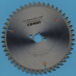 H.O. Schumacher+Sohn Hartmetallbestücktes Kreissägeblatt COMBI – Ø 170 mm, Bohrung 20 mm
