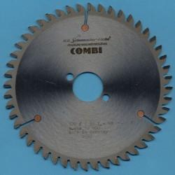 H.O. Schumacher+Sohn Hartmetallbestücktes Kreissägeblatt COMBI – Ø 170 mm, Bohrung 30 mm
