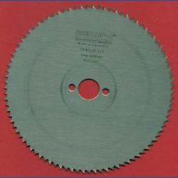 EDN Feinzahn-Kreissägeblatt CV blank – Ø 165 mm, Bohrung 20 mm