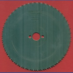 EDN Feinzahn-Kreissägeblatt CV blank – Ø 180 mm, Bohrung 20 mm
