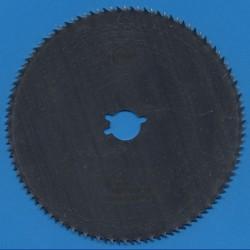 EDESSÖ Chromstahl-Kreissägeblatt C-NV Feinstzahn blank – Ø 150 mm, Bohrung 19 mm (3/4'')