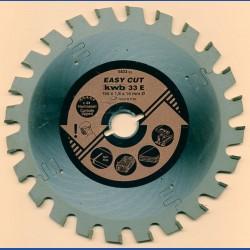 kwb EASY CUT Allzweckblatt Typ E – Ø 150 mm, Bohrung 16 mm