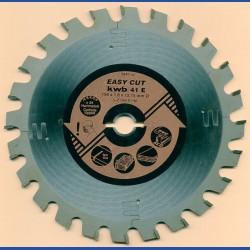 kwb EASY CUT Allzweckblatt Typ E plus – Ø 156 mm, Bohrung 12,75 mm (1/2'')