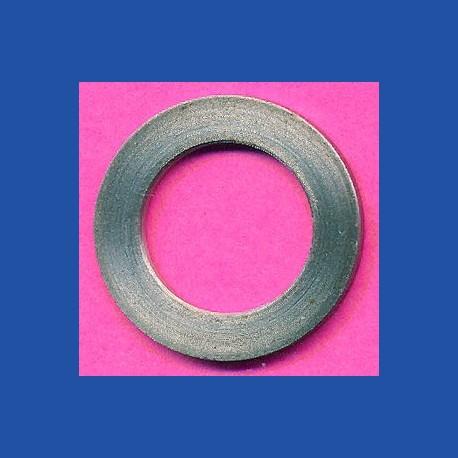 rictools Standard-Reduzierring glatt dünn – 20 mm / 12,7 mm (1/2''), Stärke 1,2 mm