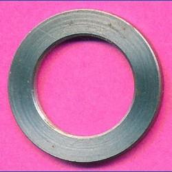 rictools Standard-Reduzierring glatt dünn – 20 mm / 13 mm, Stärke 1,2 mm
