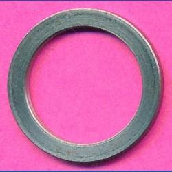 rictools Standard-Reduzierring glatt dünn – 20 mm / 15 mm, Stärke 1,2 mm
