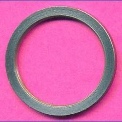 rictools Standard-Reduzierring glatt dünn – 20 mm / 16 mm, Stärke 1,2 mm