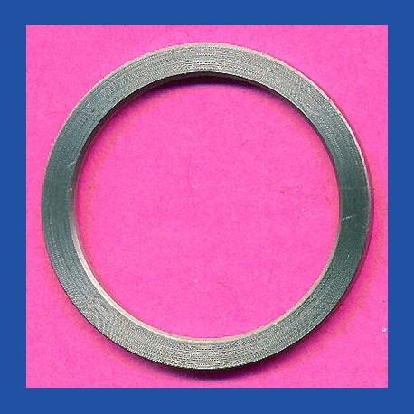 rictools Standard-Reduzierring glatt normal – 25 mm / 20 mm, Stärke 1,3 mm