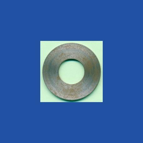 rictools Präzisions-Reduzierring gerändelt normal – 30 mm / 12,7 mm (1/2''), Stärke 1,4 mm