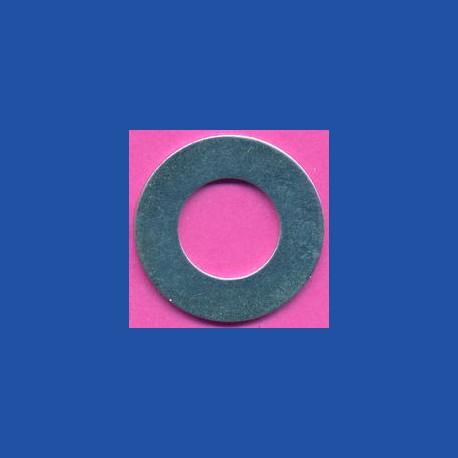 ricbasic Standard-Reduzierring glatt normal – 30 mm / 15,875 mm (5/8''), Stärke 1,3 mm