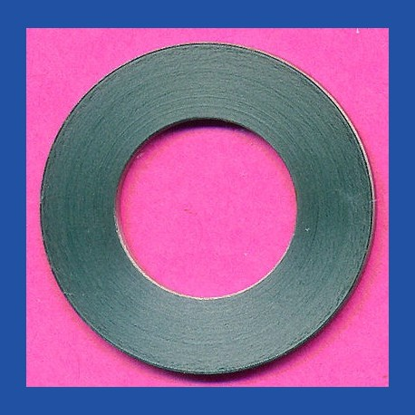 rictools Standard-Reduzierring glatt dünn – 30 mm / 16 mm, Stärke 1,2 mm