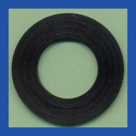 Kaindl Präzisions-Reduzierring gerändelt normal – 30 mm / 16 mm, Stärke 1,4 mm