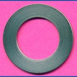 rictools Standard-Reduzierring glatt dünn – 30 mm / 18 mm, Stärke 1,2 mm