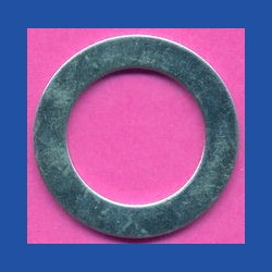 ricbasic Standard-Reduzierring glatt normal – 30 mm / 20 mm, Stärke 1,3 mm