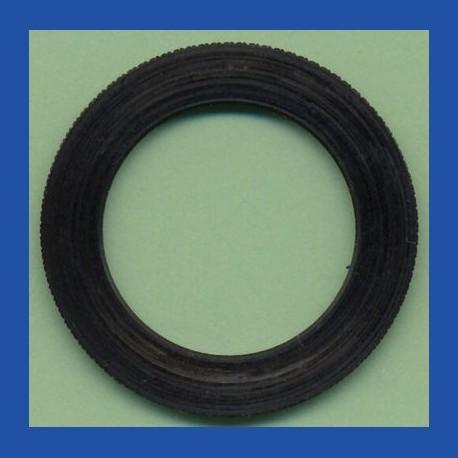 Kaindl Präzisions-Reduzierring gerändelt normal – 30 mm / 20 mm, Stärke 1,4 mm
