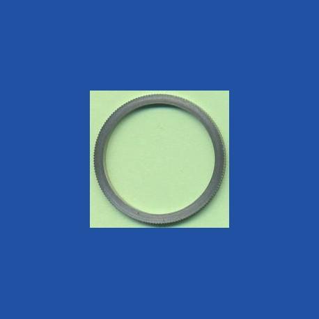 rictools Präzisions-Reduzierring gerändelt stark – 30 mm / 25,4 mm (1''), Stärke 1,5 mm