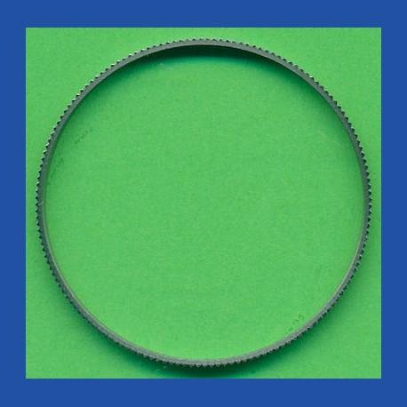 rictools Präzisions-Reduzierring gerändelt sehr stark – 30 mm / 28,6 mm (1 1/8''), Stärke 1,8 mm