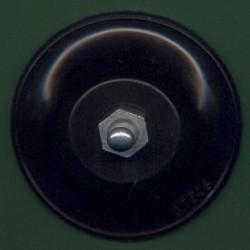 rictools Stützteller mit Klett Standard BM Ø 75 mm