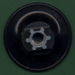rictools Stützteller mit Klett Standard Kombi Ø 75 mm
