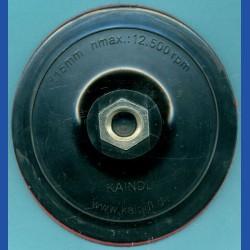 Kaindl Stützteller mit Klett hart Kombi Ø 115 mm