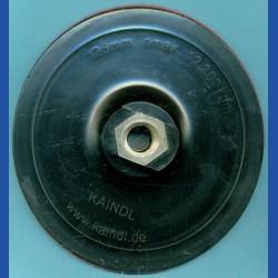 Kaindl Stützteller mit Klett hart Kombi Ø 125 mm
