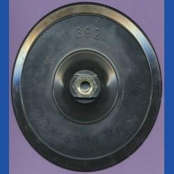 rictools Stützteller mit Klett Standard WS Ø 175 mm