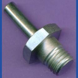 rictools Aufnahmeadapter extra stark für versenktes Gewinde M14 / 8 mm für die Bohrmaschine