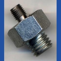 rictools Aufnahmeadapter kurz M14 / 5/16''-Außengewinde für Poliermaschinen