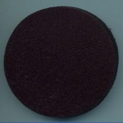rictools Soft-Pad für Stützteller mit Klett – Ø 75 mm
