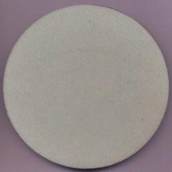 rictools Moosgummi-Pad für Haft-Polierteller – Ø 130 mm