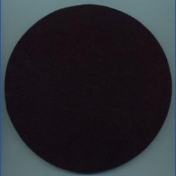 rictools Moosgummi-Pad für Stützteller mit Klett – Ø 180 mm