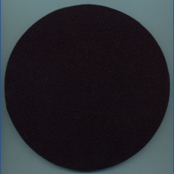 rictools Moosgummi-Pad für Stützteller mit Klett – Ø 200 mm
